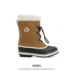 Sorel Yoot Pac Youth Boots Beige